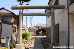 市神社(越谷市本町)3