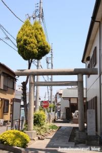 市神社(越谷市本町)1