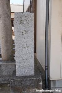 市神社(越谷市本町)2