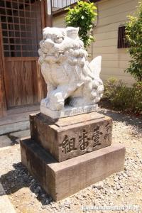 市神社(越谷市本町)5