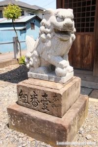 市神社(越谷市本町)6