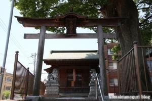 浅間神社(越谷市中町)2