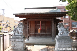 浅間神社(越谷市中町)7