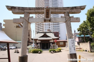 八幡神社(越谷市越ケ谷)3
