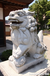 八幡神社(越谷市越ケ谷)9