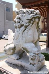 八幡神社(越谷市越ケ谷)10
