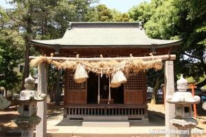 稲荷神社(越谷市瓦曽根)5