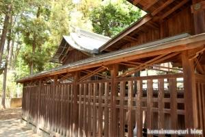 稲荷神社(越谷市瓦曽根)7