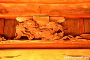 日枝神社(越谷市相模町)14