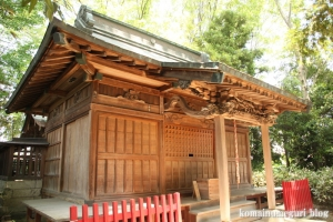 日枝神社(越谷市相模町)16