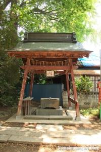 日枝神社(越谷市相模町)8