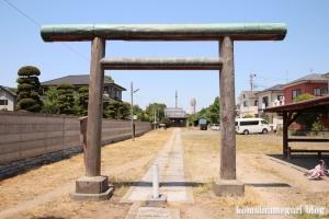 八坂神社(越谷市大成町)2