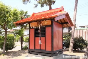 稲荷大明神(越谷市大成町)5