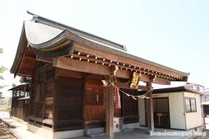 日枝神社(越谷市東町)11
