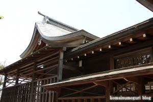 日枝神社(越谷市東町)13