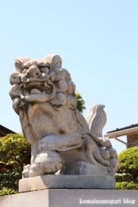 日枝神社(越谷市東町)3