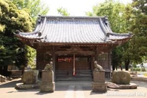 伊南理神社(越谷市東町)6
