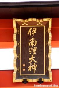 伊南理神社(越谷市東町)3