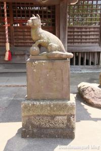伊南理神社(越谷市東町)14