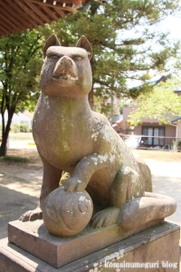 伊南理神社(越谷市東町)15