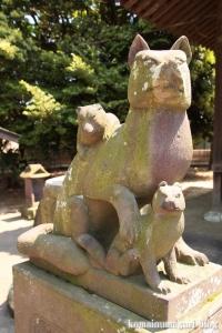 伊南理神社(越谷市東町)19
