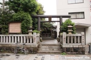 秋葉神社(港区北青山)1