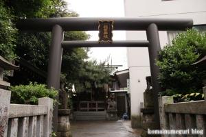 秋葉神社(港区北青山)2