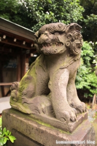 秋葉神社(港区北青山)17