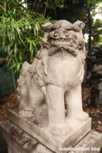 秋葉神社(港区北青山)28
