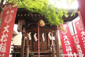 大松稲荷(港区南青山)6