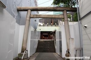 天祖神社(港区赤坂)3