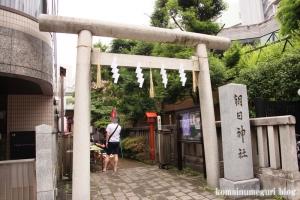 朝日神社(港区六本木)1