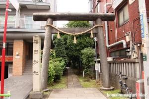 桜田神社(港区西麻布)1