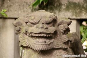 桜田神社(港区西麻布)18