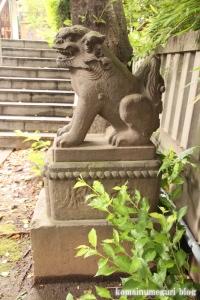 桜田神社(港区西麻布)10