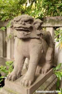 桜田神社(港区西麻布)11