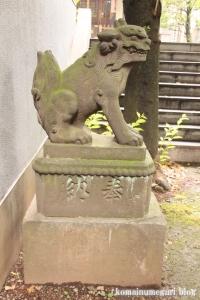 桜田神社(港区西麻布)14