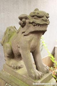桜田神社(港区西麻布)15
