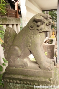 桜田神社(港区西麻布)12