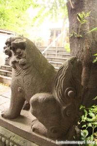 桜田神社(港区西麻布)13
