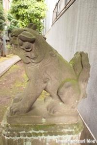 桜田神社(港区西麻布)16