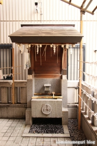 十番稲荷神社(港区麻布十番)5