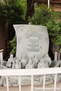 十番稲荷神社(港区麻布十番)13