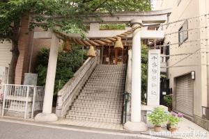 十番稲荷神社(港区麻布十番)1