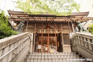 十番稲荷神社(港区麻布十番)3