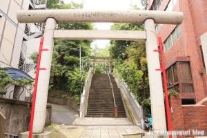西久保八幡神社(港区虎ノ門)3