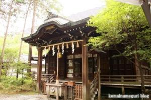 西久保八幡神社(港区虎ノ門)11