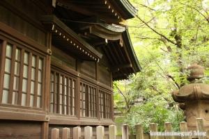 西久保八幡神社(港区虎ノ門)12