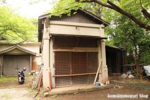 西久保八幡神社(港区虎ノ門)13