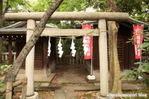 西久保八幡神社(港区虎ノ門)15